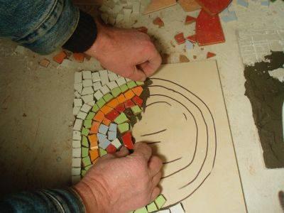 Мозаичная плитка2
