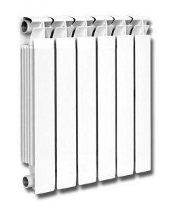 биметаллический радиатор Konner Китай