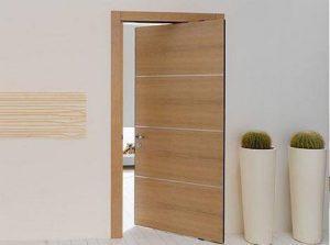 Вращающиеся двери на скрытых креплениях