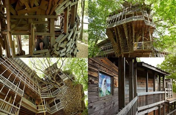 Дом на дереве