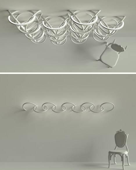 Кольца светильники
