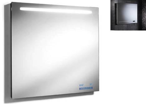 Зеркало на основе высоких технологий: Touch-Screen Panel MP3 Player & Radio