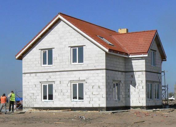 Газобетон - строим дом из газобетона