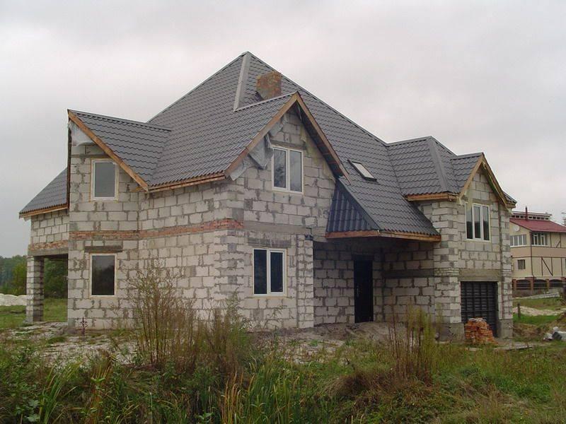 Пенобетон - строим дом из пенобетона