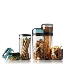 Контейнер для хранения продуктов и мелочей