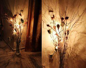 Осеннее свечение - декор своими руками Осень