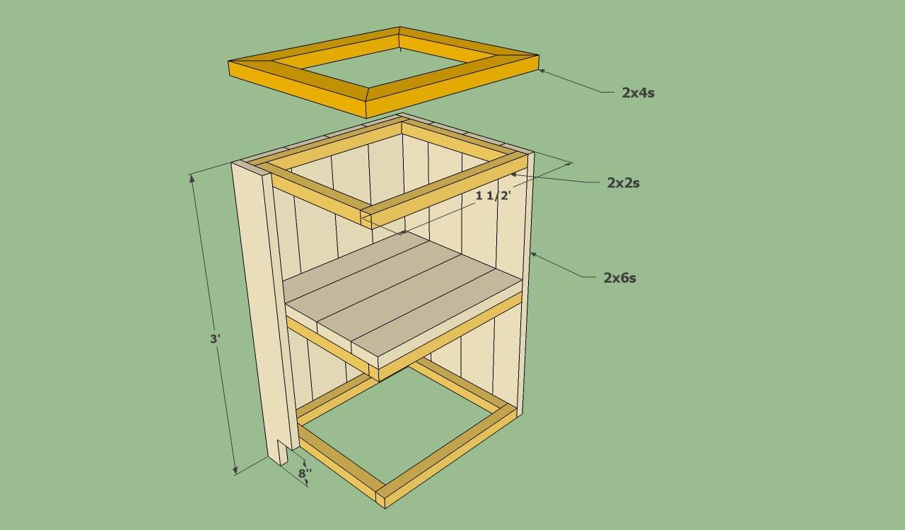 Строительство террасы на участке