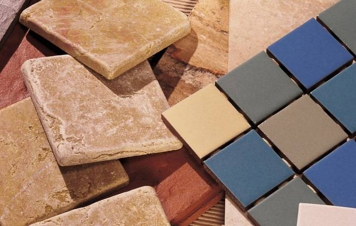 Разновидности керамической плитки и особенности ее производства.