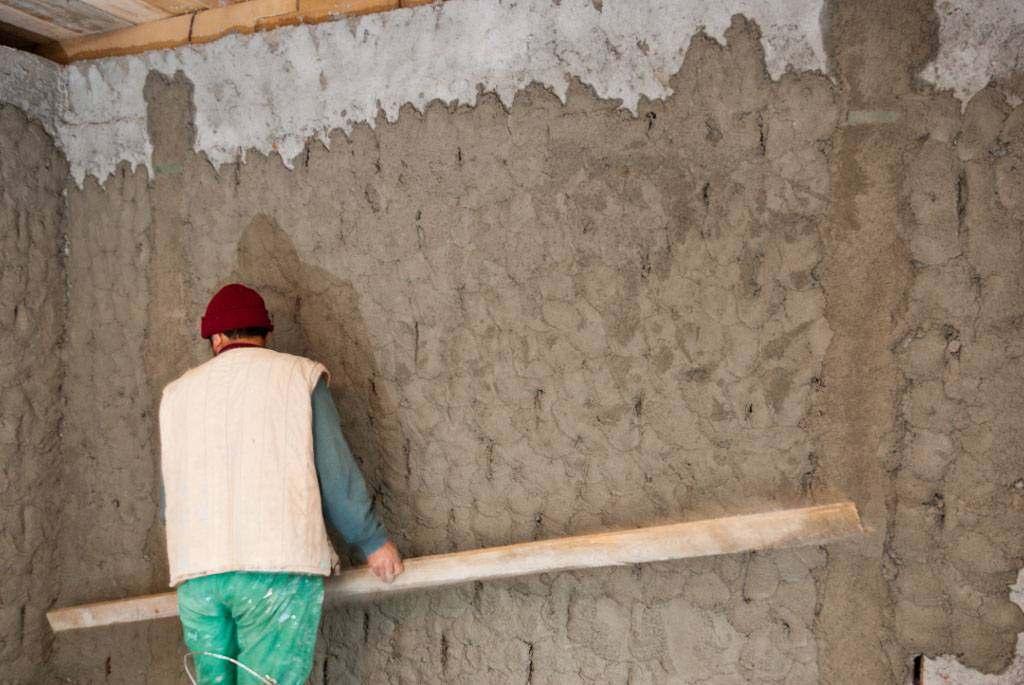 Как укрепить сделанную стену