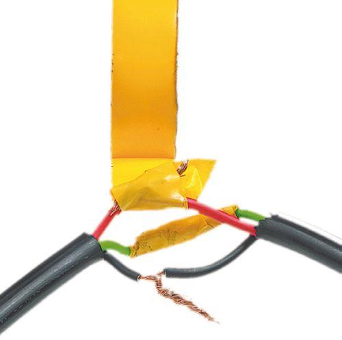 Способы скрутки электропроводки