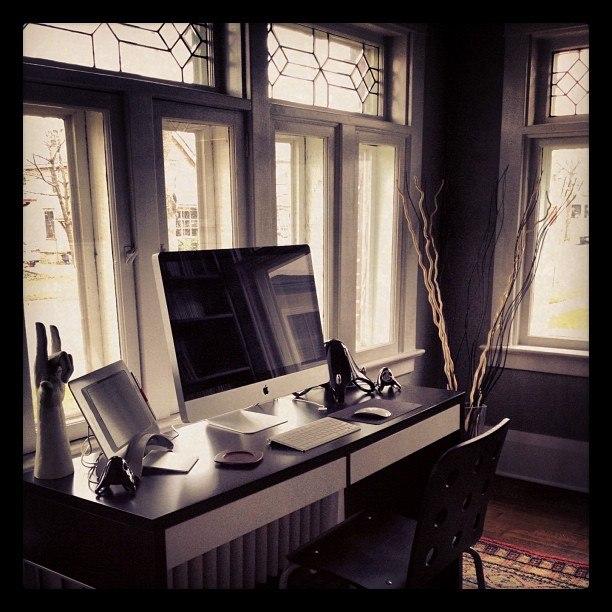 Рабочее место — залог комфорта, уюта и продуктивной работы