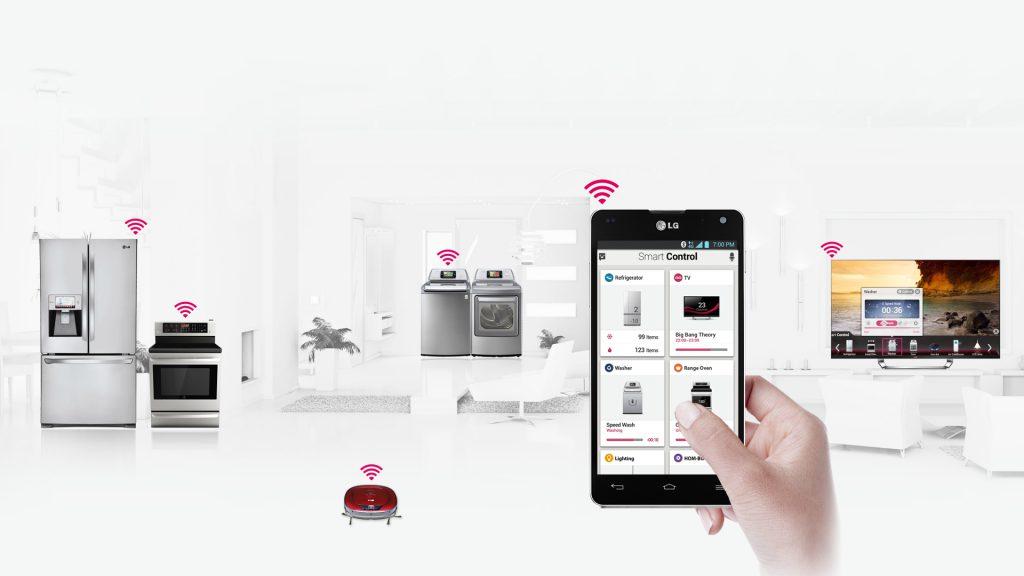 LG SmartHome - умный дом