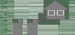 Устройство выгребной ямы с использованием бетонных колец