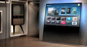 «Телевизорная стена» скоро - Philips Design Line TV