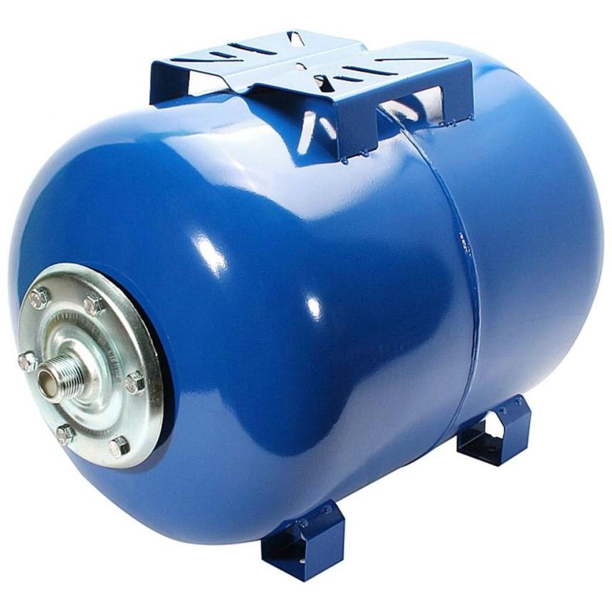 Горизонтальный гидроаккумулятор