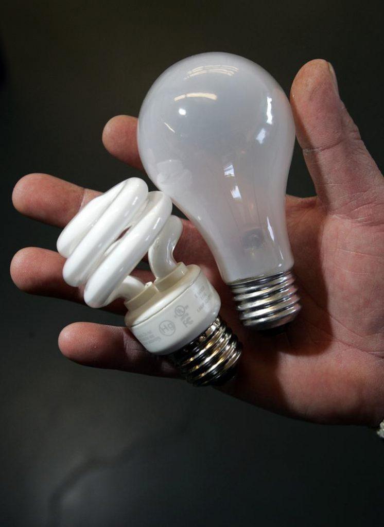 Расчет энергосбережения лампы & лампы накаливания