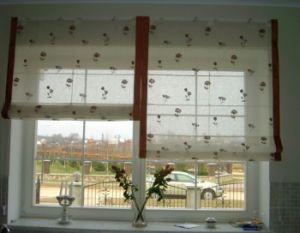 Римские шторы: как сделать?
