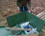 Наращивание очистного сооружения Топас