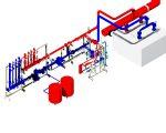 Принцип работы котельных на жидком топливе