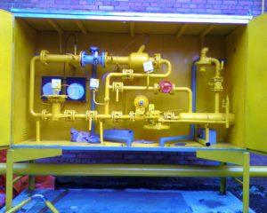 Подключение газа - Газоснабжение дома
