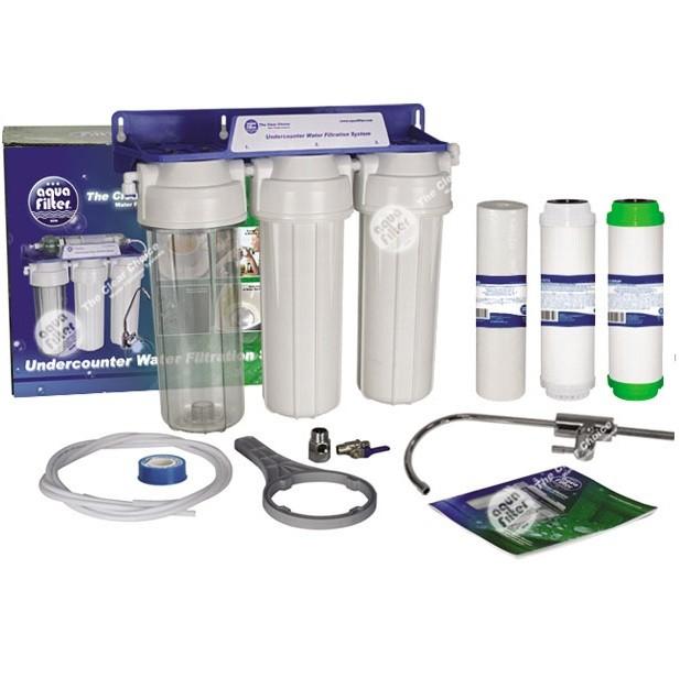 Очистка воды - Фильтры