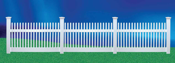 забор, является штакетник