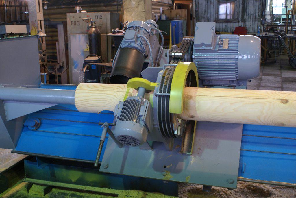 Производство калиброванного бруса