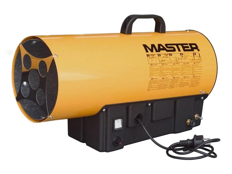 Тепловая пушка газовая Master