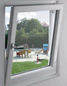пластиковые окна С откидной створкой