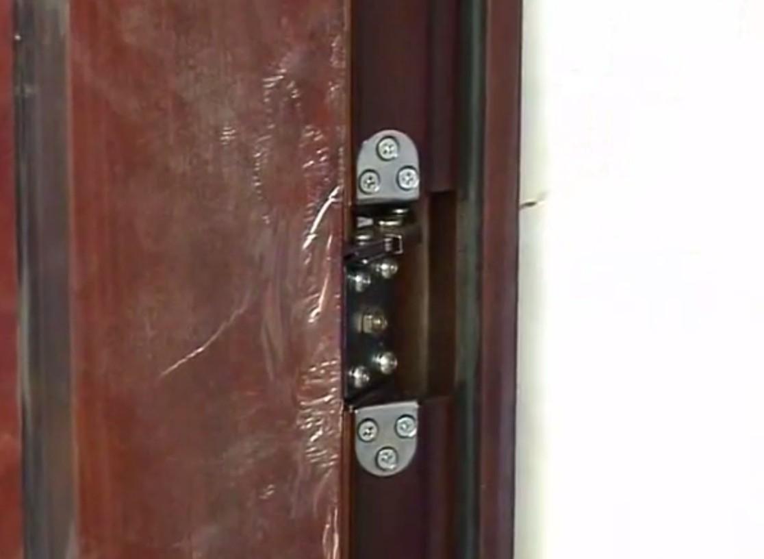 Петли для стальной двери