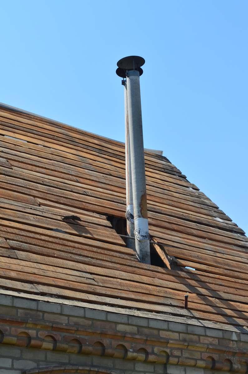 вентиляционных труб отопительной системы фото