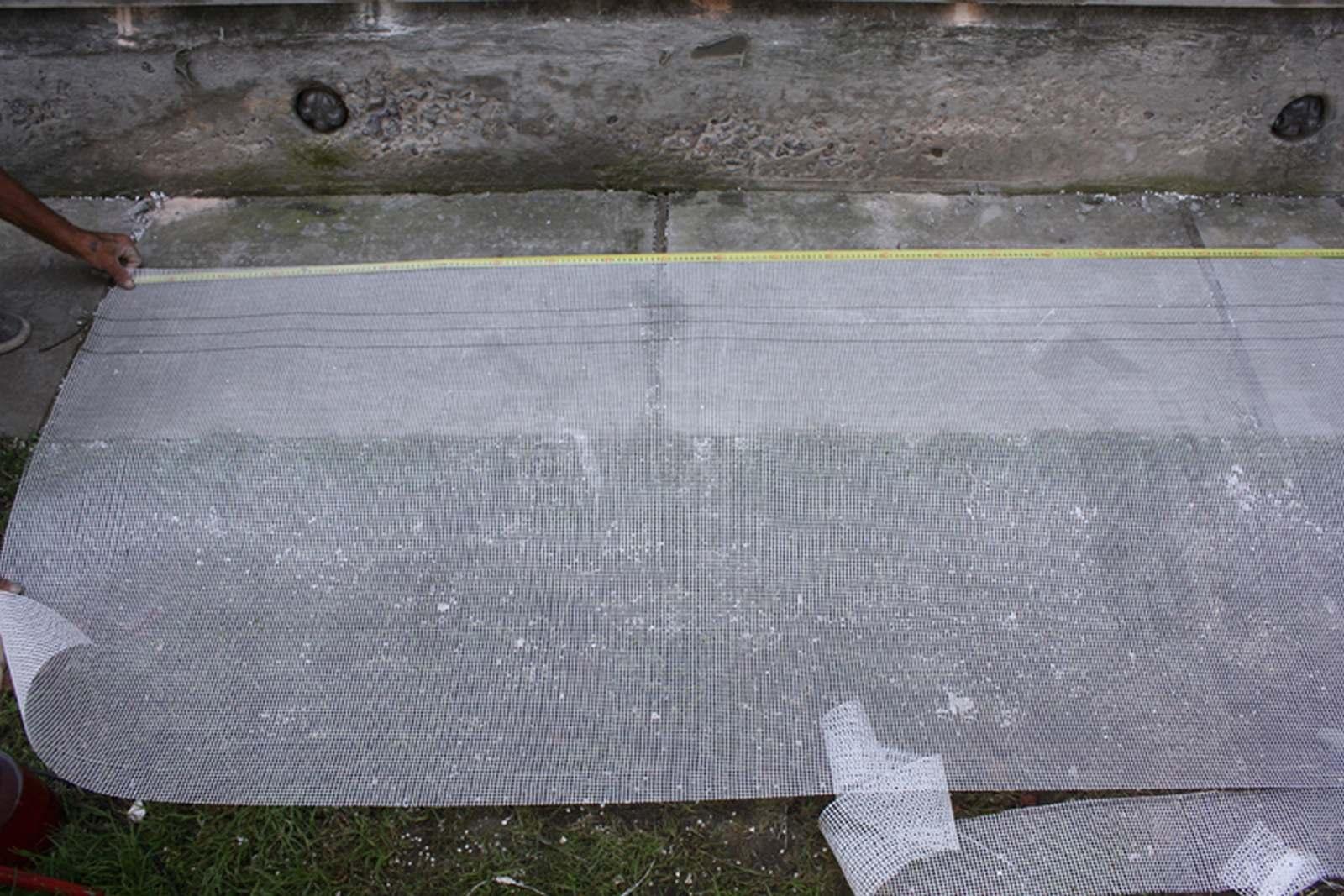 Армирование монтажной сеткой и уголками при утеплении дома фото