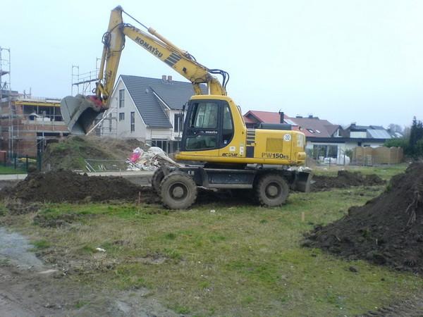 Фундамент дома из газобетона фото