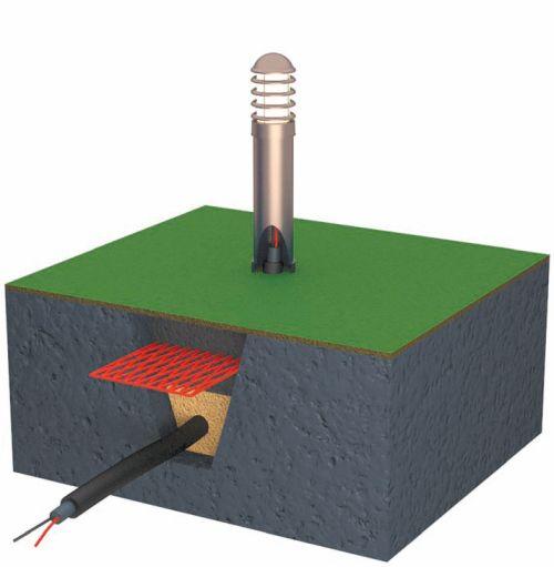 Схема прокладки электрического кабеля фото