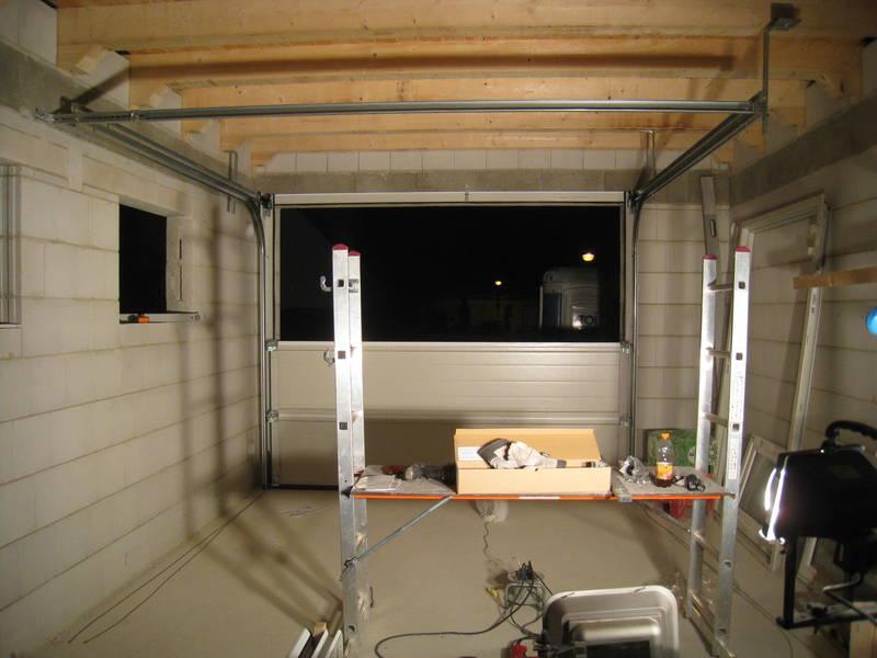 двускатная крыша гаража своими руками
