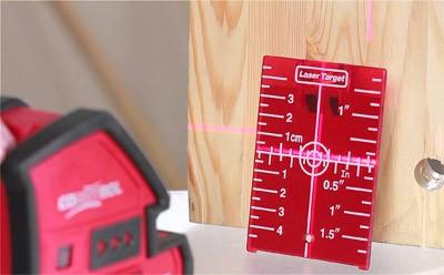 Как пользоваться лазерным уровнем на полу