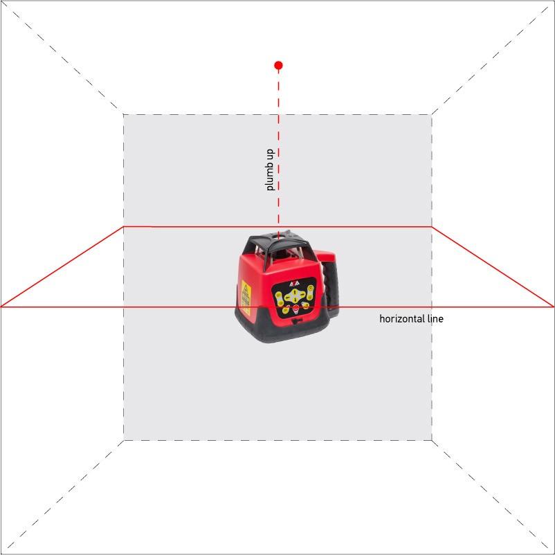 Как пользоваться лазерным уровнем видео