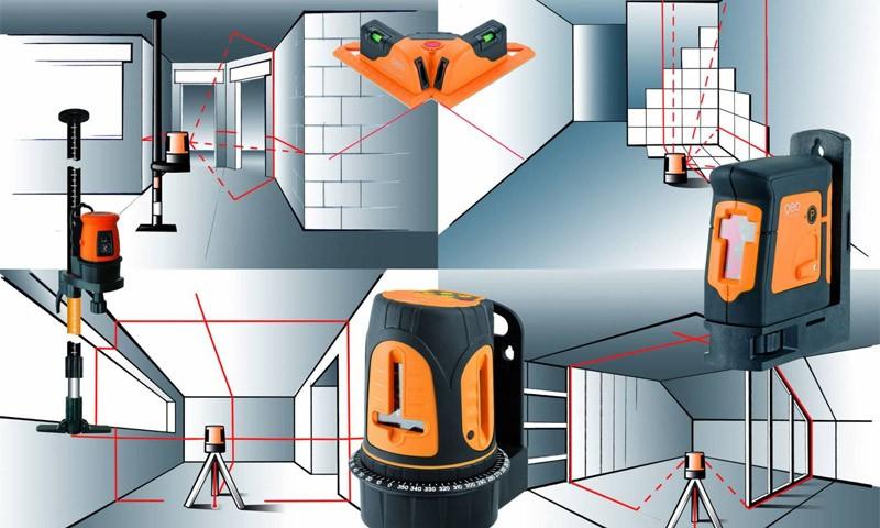 Лазерные уровни: как с ними работать?