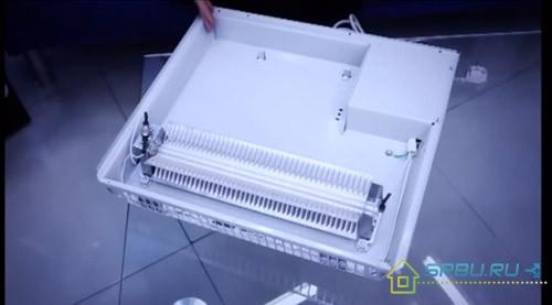 конвектор электрический настенный с терморегулятором цена