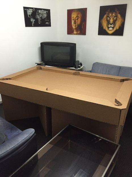 готовый бильярдный стол фото