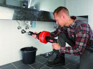 Сантехнический трос - прочистка канализации
