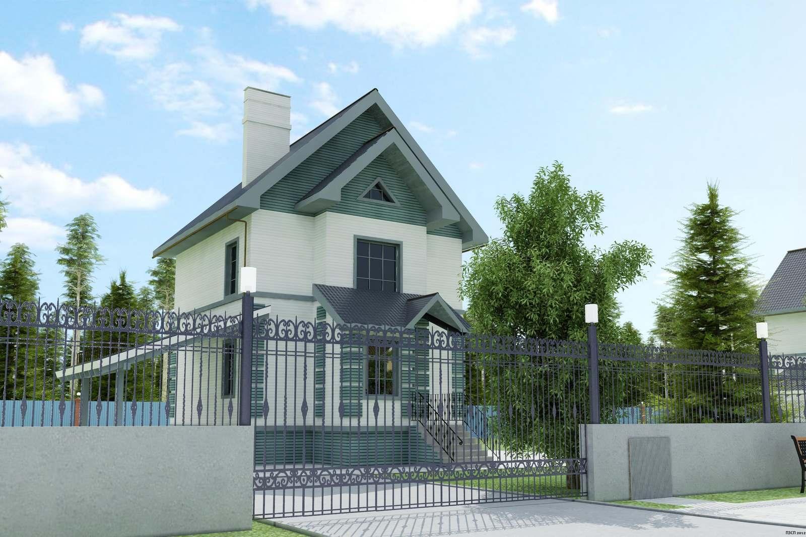 Проект дома Уют-1