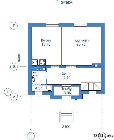 Проект Дом Гном