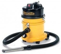 Пылесос для работы с пожаро- и взрывоопасными отходами