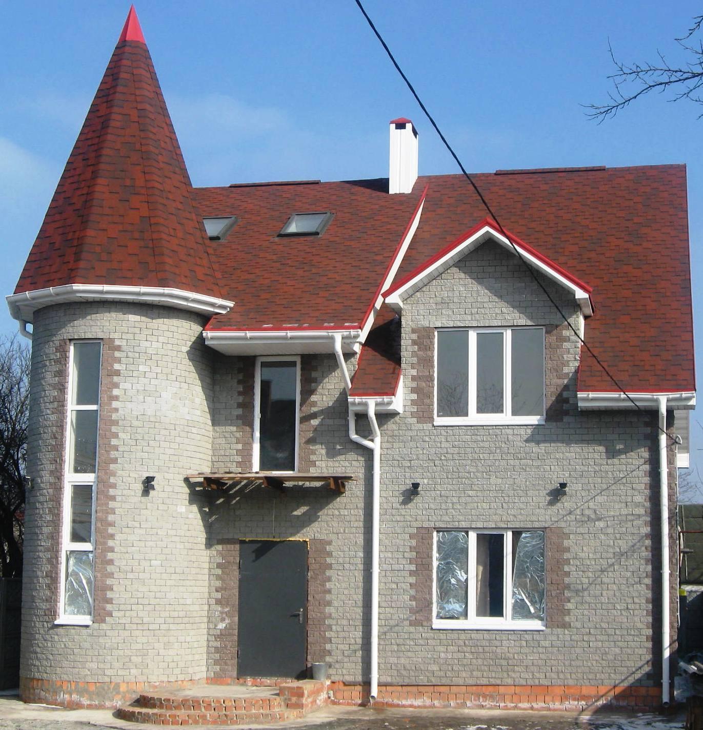 Ввод в каменный дом