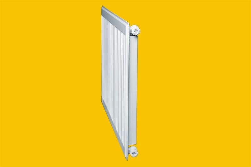 Стальной радиатор, тип 11