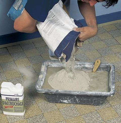 Цементный раствор - пропорции