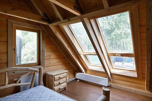 Современная мансарда: создаем жилое помещение в подкрышном пространстве