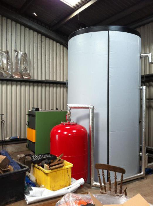 Процесс изготовления теплоаккумулятора