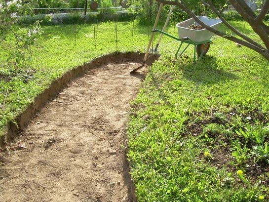 Земляное корыто